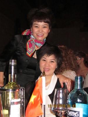 ColorZoom 2011 trong mắt các nhà tạo mẫu Việt Nam ảnh 2