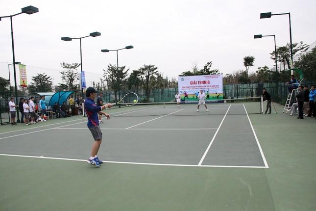 Sôi động giải tennis Transerco lần thứ III ảnh 13