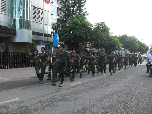 Đội hình quân đội
