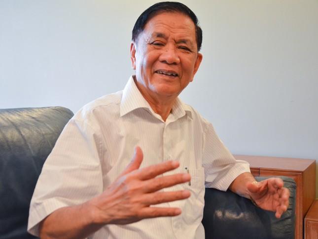 Nguyên Bộ trưởng Bộ Ngoại giao Nguyễn Dy Niên. Ảnh: Công Khanh