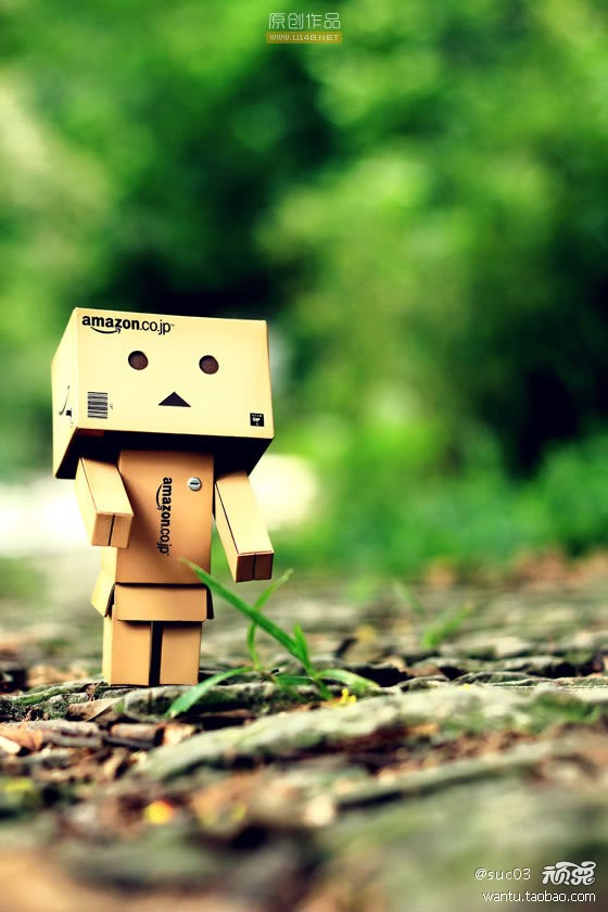 Thế giới cảm xúc của robot Danbo ảnh 5