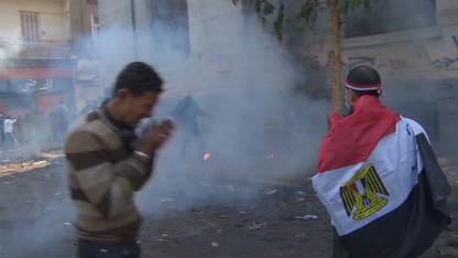 Biểu tình ở Ai Cập diễn biến phức tạp ảnh 1
