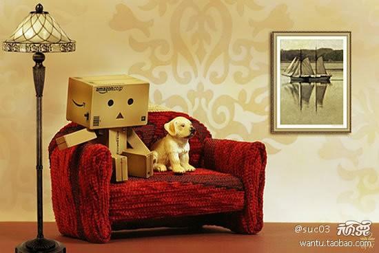 Thế giới cảm xúc của robot Danbo ảnh 3