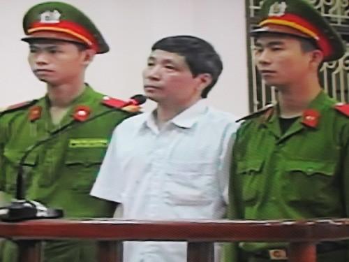 Cựu PCT huyện Tiên Lãng Nguyễn Văn Khanh