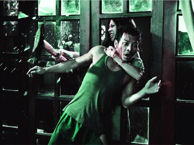 """Phim kinh dị """"Lời nguyền huyết ngải"""" (ảnh nhỏ) và """"Ngôi nhà trong hẻm"""" dự Cánh diều 2011"""