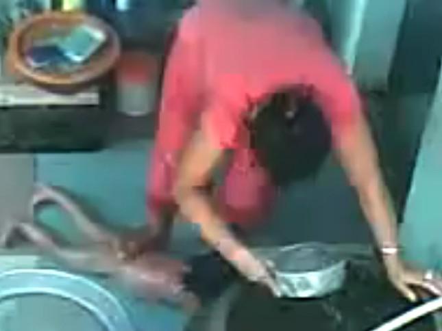 Ảnh chụp từ video clip