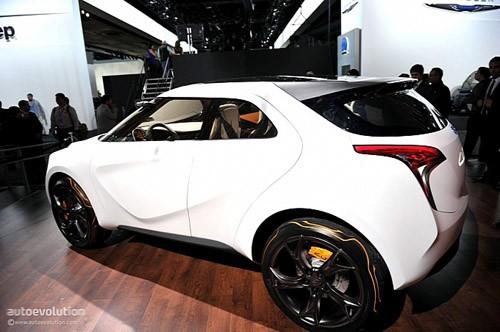 Hyundai Curb Concept – Khái niệm mới cho crossover ảnh 19