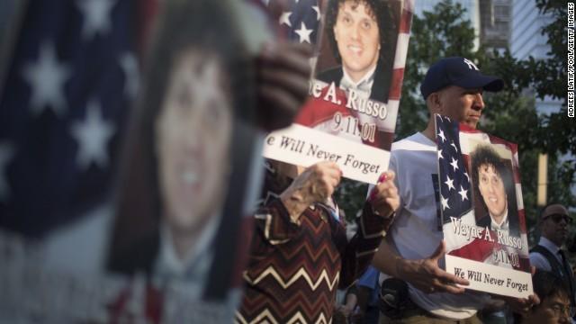 Mỹ kỷ niệm 12 năm vụ khủng bố 11/9 ảnh 5