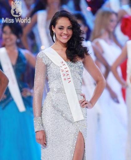 Ngắm các thí sinh tại đêm Chung kết Miss World 2010 - Phần 2 ảnh 6