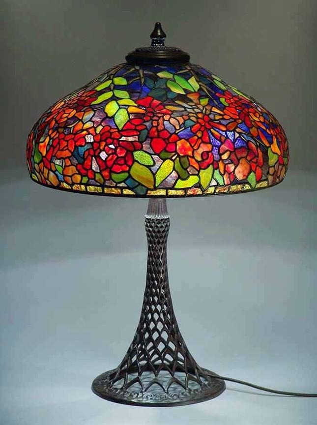 Tiffany – đèn của giới thượng lưu ảnh 2