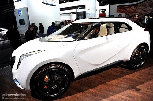 Hyundai Curb Concept – Khái niệm mới cho crossover ảnh 18