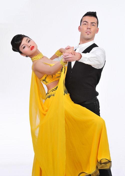 Sao Bước nhảy Hoàn vũ 2011 khoe dáng đẹp ảnh 1