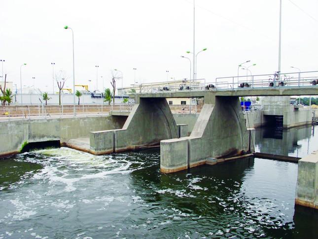 Nhà máy xử lý nước thải Yên Sở đội giá 67 triệu USD
