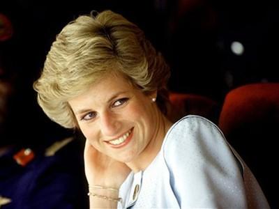 Cố công nương Anh Diana. Ảnh: Rex Feature