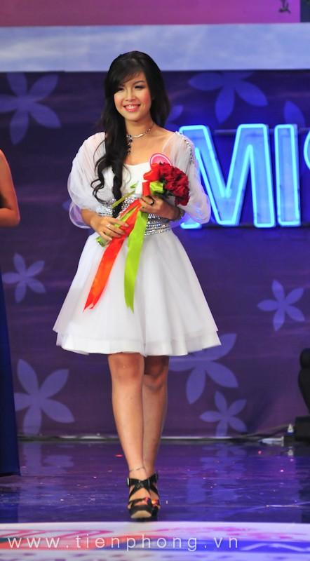 Miss Teen 2010 xướng tên Diễm Trang ảnh 4