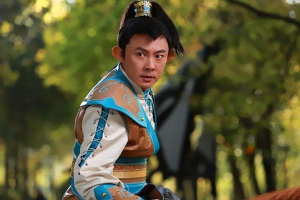 Trương Vệ Kiện trong phim Tùy Đường anh hùng 3