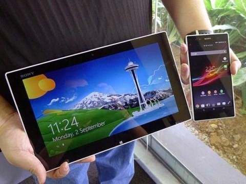 IFA: Sony ra mắt máy tính bảng Vaio Tap 11 ảnh 1
