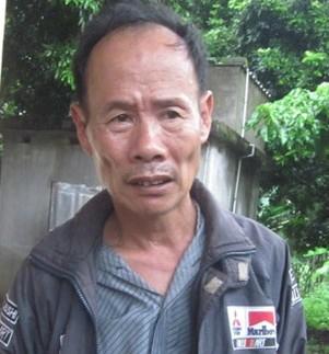Ông Trần Văn Ngọ, người thoát chết trong vụ xe trôi vẫn ngơ ngác ngóng chờ tia hy vọng về khả năng tìm thấy những người thân