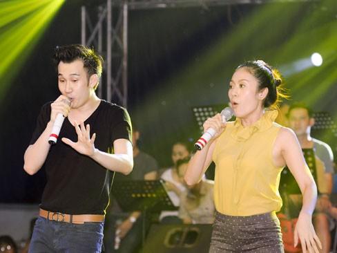 Cặp đôi Thanh Thúy - Dương Triệu Vũ