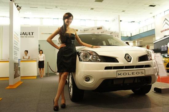 Chính thức khai mạc triển lãm Auto Expo 2011 ảnh 6