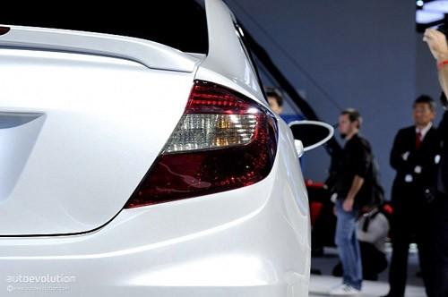 Honda Civic Concept - đổi mới toàn diện ảnh 5