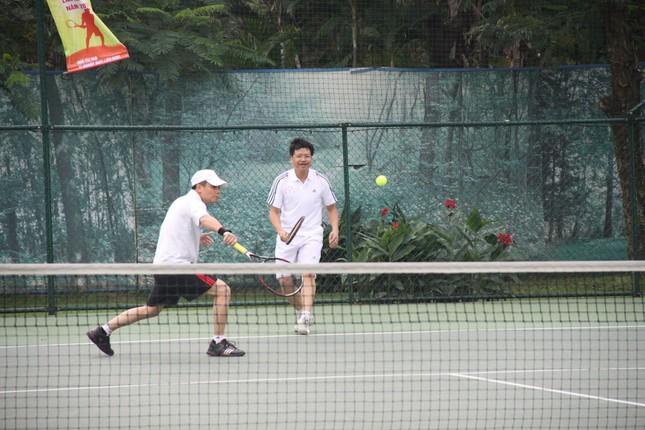 Sôi động giải tennis Transerco lần thứ III ảnh 8
