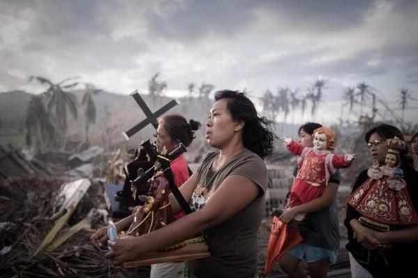 10 bức ảnh ấn tượng 2013: Đau thương và hoang tàn ảnh 10