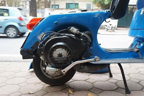 Vespa PX 125 2011: Có nên mua? ảnh 4