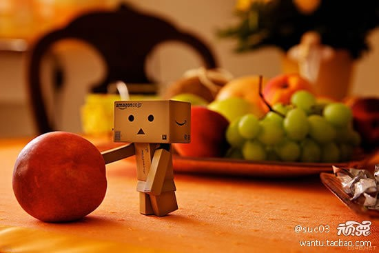 Thế giới cảm xúc của robot Danbo ảnh 16