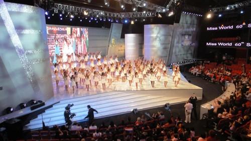 Hình ảnh trước đêm Chung kết Hoa hậu Thế giới ảnh 3