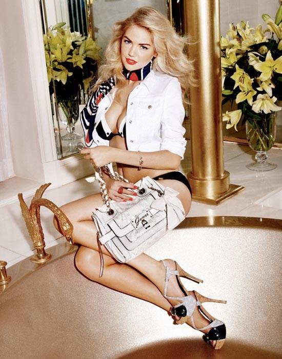 Nóng bỏng thời trang Guess 2011 ảnh 9