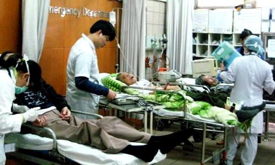 Các bác sĩ Bệnh viện Bạch Mai đã sẵn sàng làm nhiệm vụ trong ngày Tết