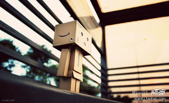 Thế giới cảm xúc của robot Danbo ảnh 14