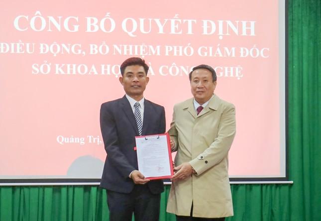 Quảng Trị có tân Chánh Văn phòng UBND tỉnh ảnh 2