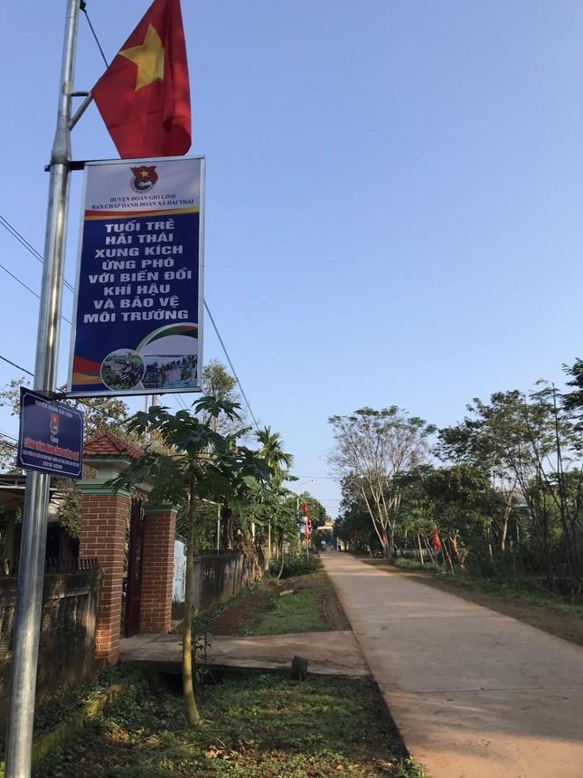 Khánh thành công trình thanh niên 'Ánh sáng đường quê' ảnh 2