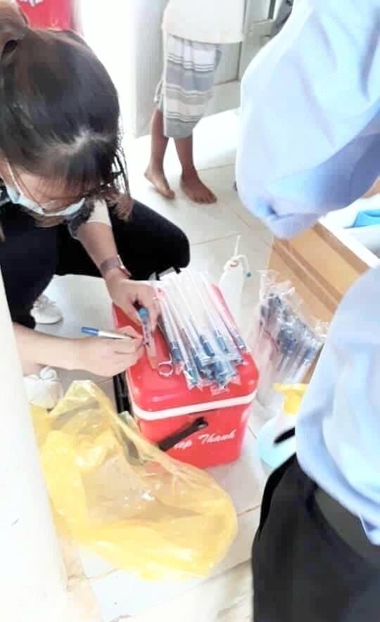 Phát hiện ca dương tính bệnh bạch hầu đầu tiên ở Quảng Trị ảnh 2