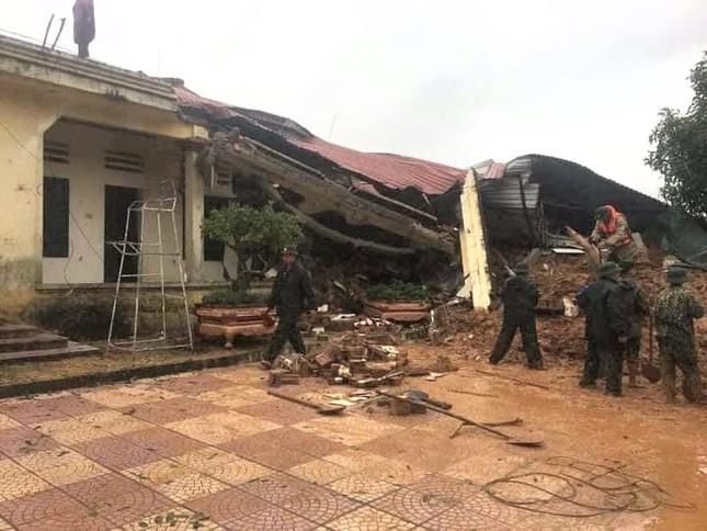 Kinh hãi hiện trường vụ sạt lở đất khiến 22 cán bộ, chiến sĩ ở Quảng Trị mất tích ảnh 5