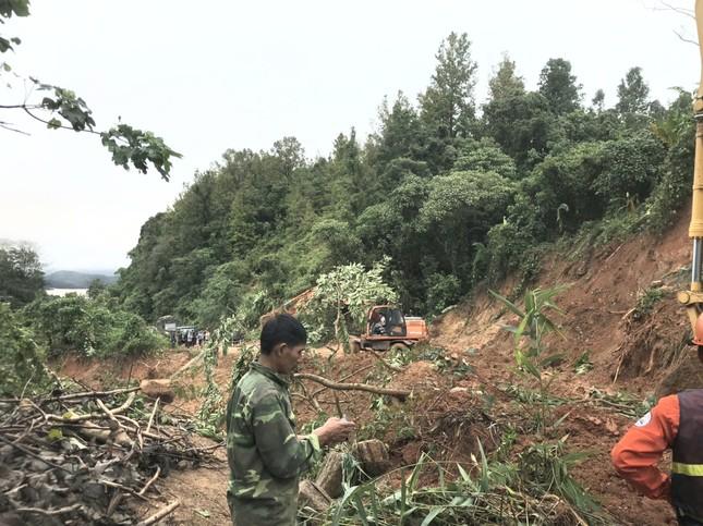 Kinh hãi hiện trường vụ sạt lở đất khiến 22 cán bộ, chiến sĩ ở Quảng Trị mất tích ảnh 10