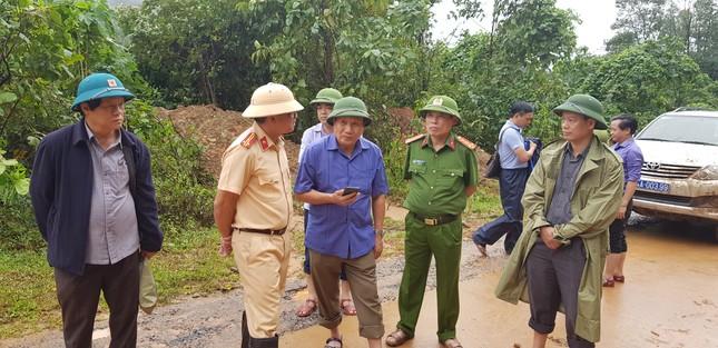 Kinh hãi hiện trường vụ sạt lở đất khiến 22 cán bộ, chiến sĩ ở Quảng Trị mất tích ảnh 7