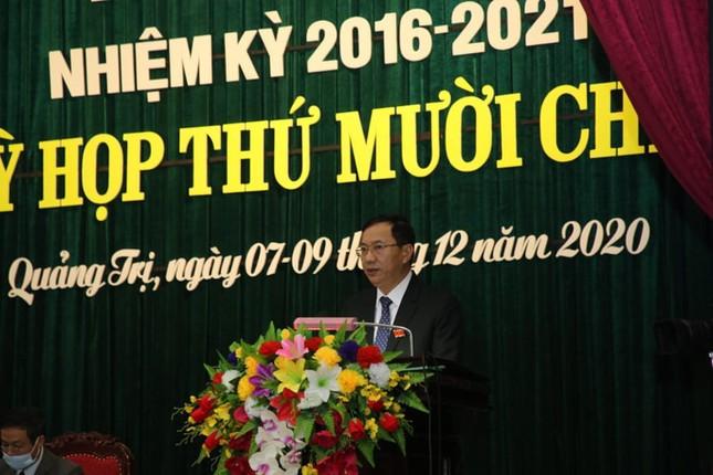 Chánh Văn phòng Tỉnh ủy Quảng Trị làm Phó Chủ tịch HĐND ảnh 1