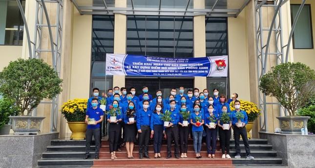 Tuổi trẻ Quảng Trị với nhiều hoạt động thiết thực trong Tháng Thanh niên 2021 ảnh 7