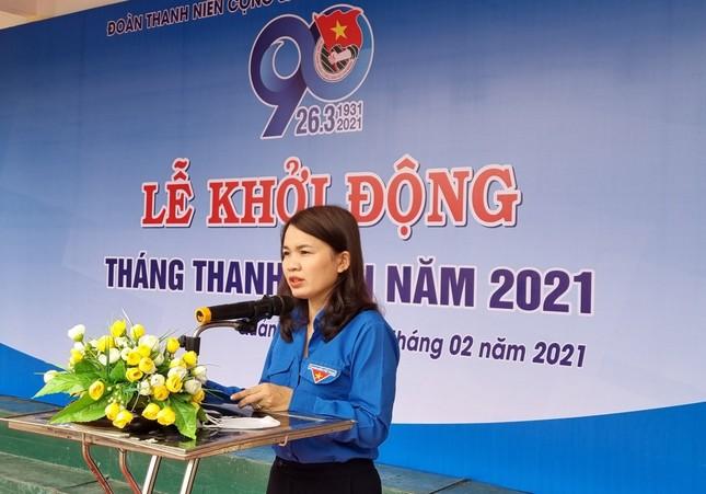 Tuổi trẻ Quảng Trị với nhiều hoạt động thiết thực trong Tháng Thanh niên 2021 ảnh 1