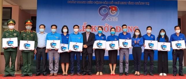 Tuổi trẻ Quảng Trị với nhiều hoạt động thiết thực trong Tháng Thanh niên 2021 ảnh 9