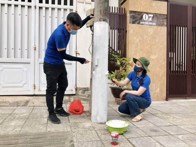 Tuổi trẻ Quảng Trị với nhiều hoạt động thiết thực trong Tháng Thanh niên 2021 ảnh 4