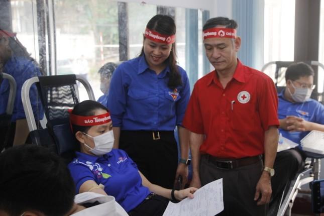 Ngày hội hiến máu tình nguyện 'Chủ nhật Đỏ' ở Quảng Trị ảnh 3