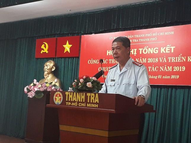 Chủ tịch TPHCM: Nhiều vụ sai phạm rất nặng nhưng chỉ phê bình, khiển trách ảnh 1