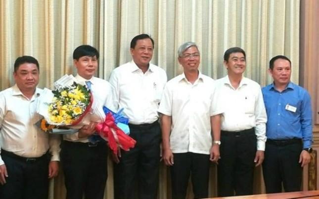 Sở Giao thông, Nông nghiệp TPHCM có lãnh đạo mới ảnh 2