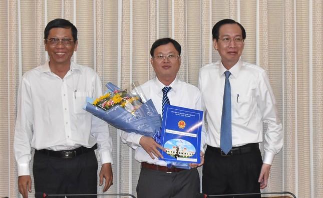 Sở Giao thông, Nông nghiệp TPHCM có lãnh đạo mới ảnh 1