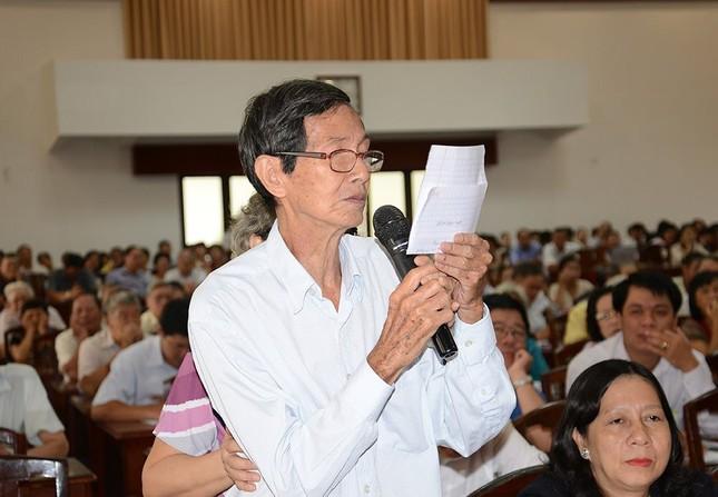 Viện trưởng Viện KSND tối cao: 'Không để tàu Trung Quốc muốn làm gì thì làm' ảnh 2