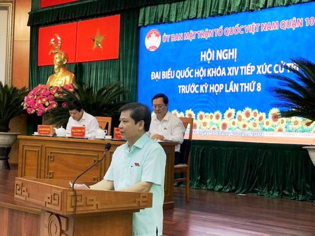 Viện trưởng Viện KSND tối cao: 'Không để tàu Trung Quốc muốn làm gì thì làm' ảnh 4